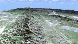 La Falla de San Andrés en la Tierra