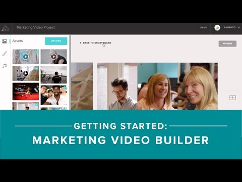 How To Create Your First Marketing Video In Minutes With Animoto