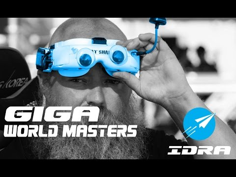 Drone Racing - GiGA World Masters