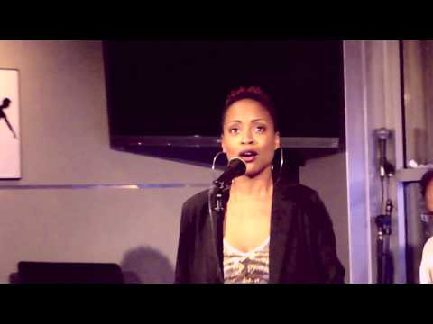 Candice Woods Live in the f-Spot - Pt.1 (June 15, 2014)
