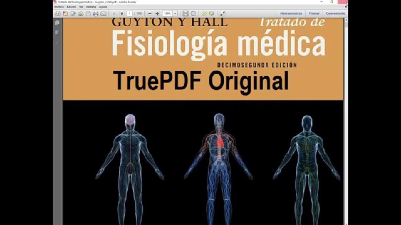 Descargar Libro tratado de fisiología Medica en español PDF gratis ...