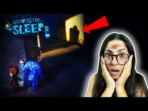 AMONG THE SLEEP 3D UYKU ARASINDA ANNE NEREDESİN! #2   EYLÜL LAL