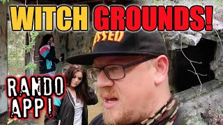 (𝐖𝐀𝐑𝐍𝐈𝐍𝐆) RANDONAUTICA IS CREEPY - Witches Burial Grounds Found and Terrifying Haunted Object!