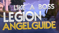Legion Angelguide ★ World of Warcraft | WoW ✗