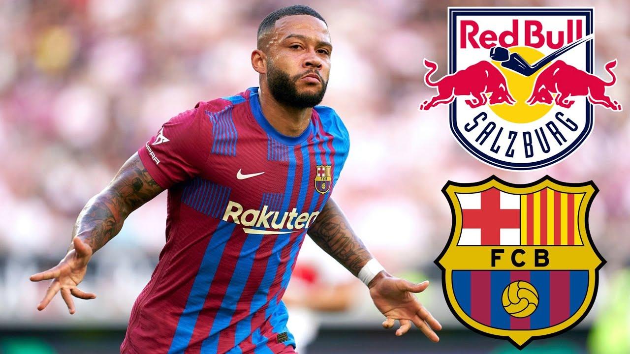 RB Salzburg vs Barcelona, Preseason Friendly Match, 2021 - MATCH PREVIEW