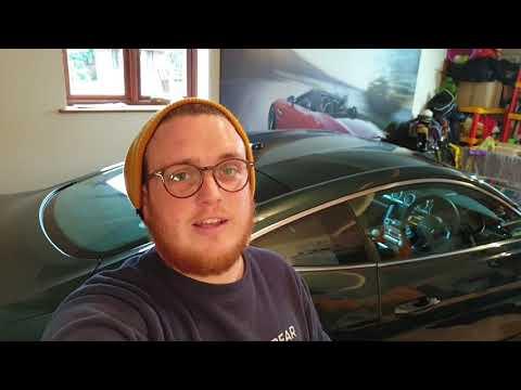 Ford Mustang Bullitt VLOG