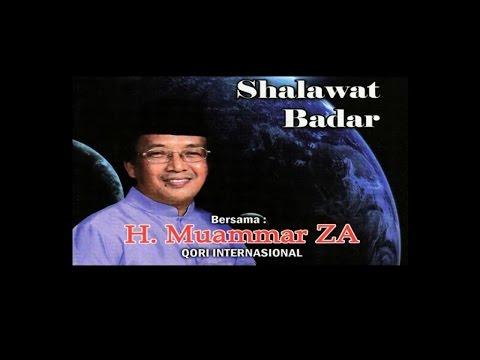 H Muammar ZA - Shalawat Badar (Full Album)