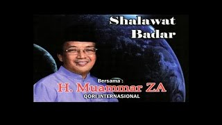 Top Hits -  H Muammar Za Shalawat Badar Full Album