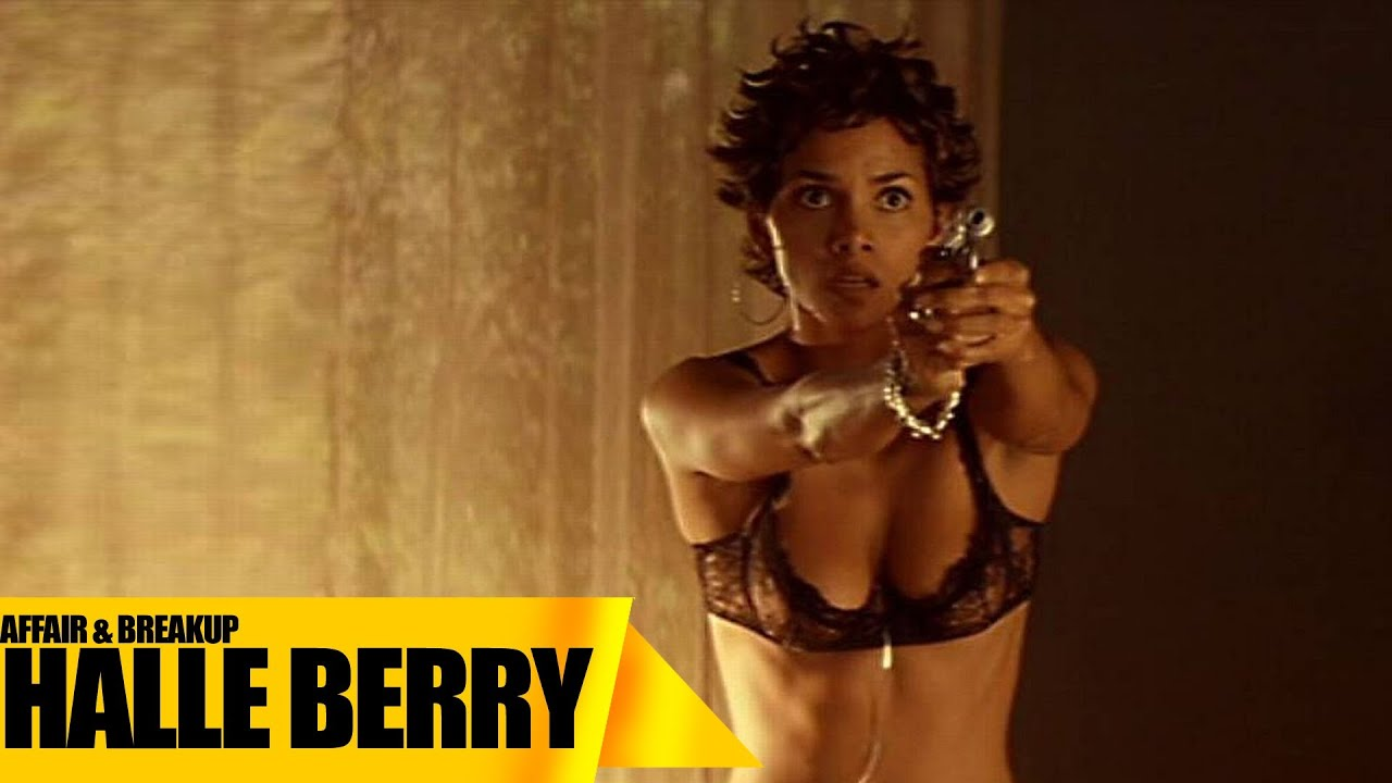 Halle berry about nude scene in swordfish