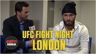 Jorge Masvidal: I gave Leon Edwards a '3 piece with the soda' | UFC Fight Night | ESPN MMA