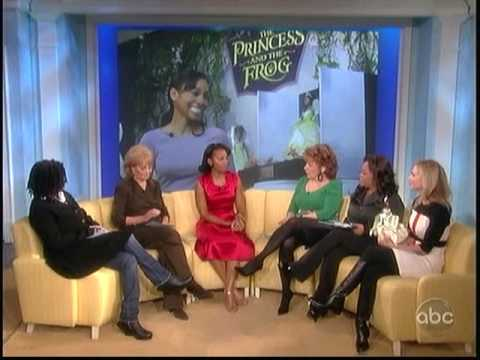 Anika Noni Rose on The View