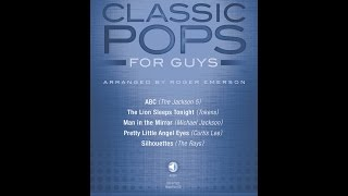 Classic Pops for Guys, 3. Man in the Mirror (TTBB Choir) - Arranged by Roger Emerson.mp3