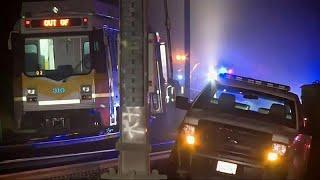 خروج قطار ركاب عن القضبان في كاليفورنيا وإصابة 27 بجروح