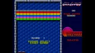 "ARKANOID ""GAME + ENDING"" (AMIGA)"
