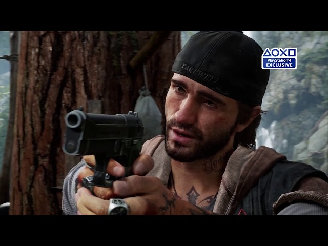 Days Gone - Démo de gameplay E3 2017