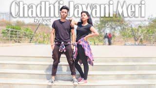 "Chadhti Jawani Remix music  Jeet"" Samiksha  presenting By COUNTLESS BEATS The you of Learning Dance"