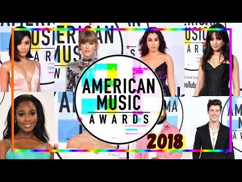 AMERICAN MUSIC AWARDS 2018 AMAs #AMAs
