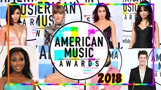 AMERICAN MUSIC AWARDS 2018 AMAs