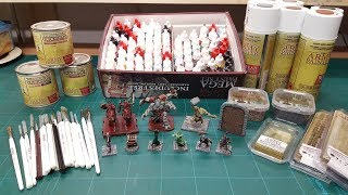 The Army Painter Product Overview