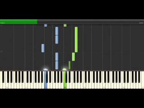 ♬ Dark Woods Circus - Vocaloids ♬ Piano Synthesia