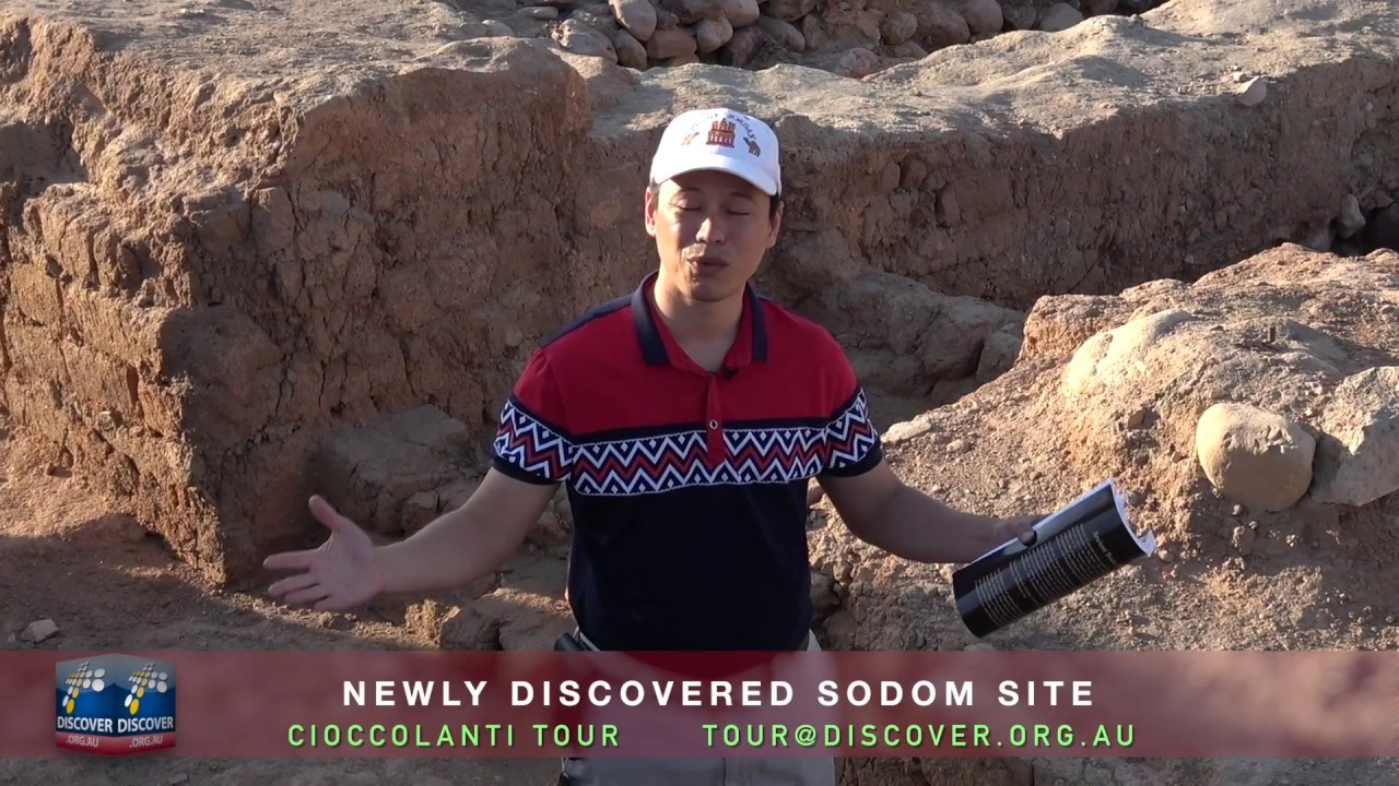 Are We Becoming SODOM? | Book of JASHER | Tour ISRAEL with Steve Cioccolanti