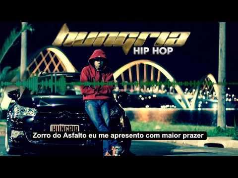 Hungria - Zorro do Asfalto (Com Letra)