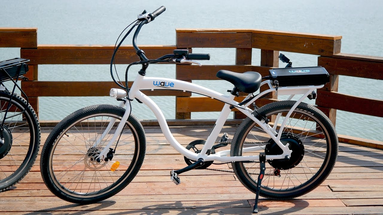 The New And Improved Wave Electric Bikes So Fast
