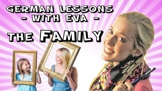 German Lesson 11 - The Family