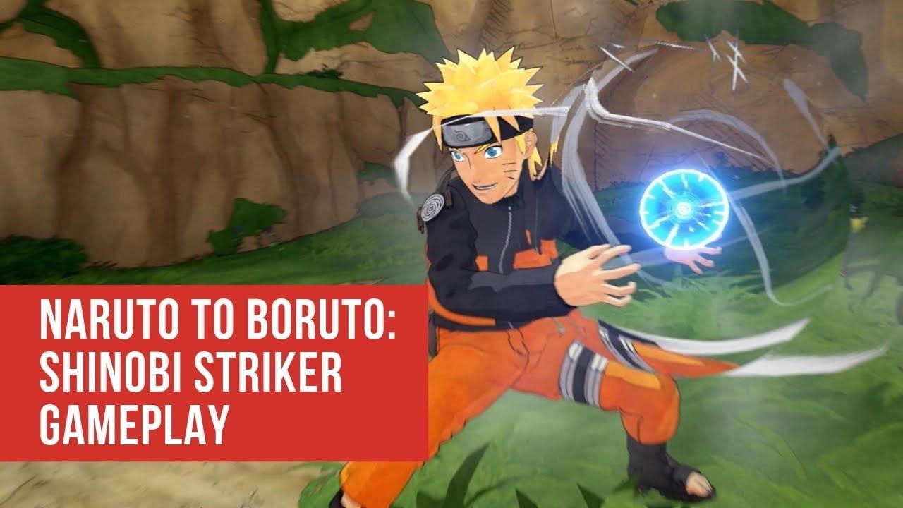 Naruto to Boruto Shinobi Striker Review – COIN-OP TV