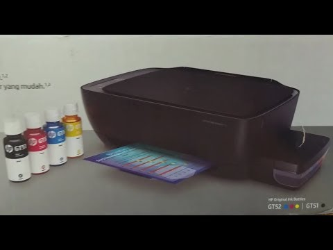 hp-410-ink-tank-wireless-color-printer-unboxing,-installation,-ink-filling-and-test-print
