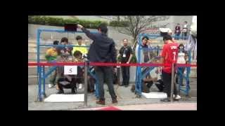 中學基建模型創作比賽2014~衛理中學初賽日