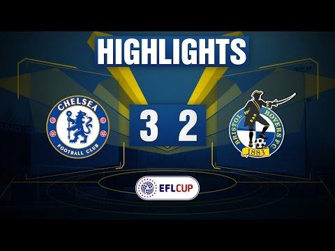HIGHLIGHTS: Chelsea 3-2 Bristol Rovers