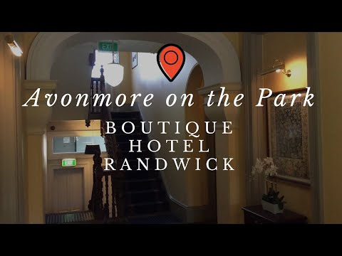 Avonmore On The Park Boutique Hotel Randwick Heritage Suite Review - Sydney