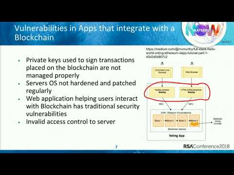An Overview of Blockchain-Based Smart Contract Security Vuln