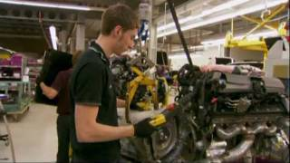 Ultimate Factories: Rolls-Royce Motor Cars - Part III