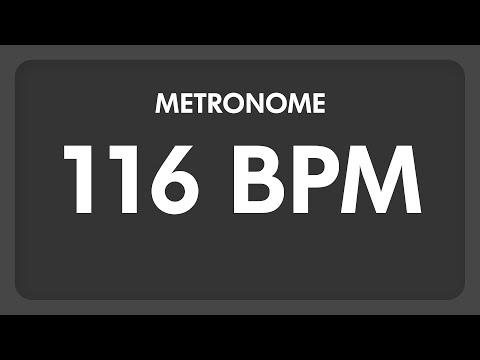 116 BPM - Metronome