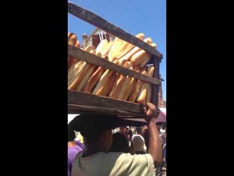Madagascar: Analakely market (Antananarivo)
