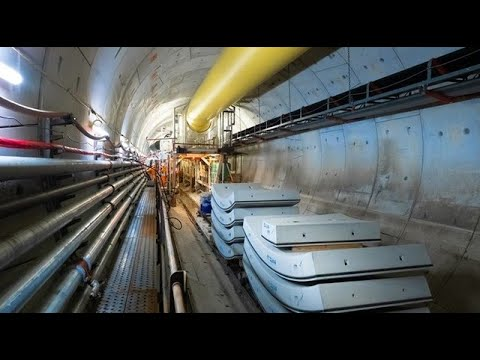 In The Dark: The Thames Tideway Tunnel