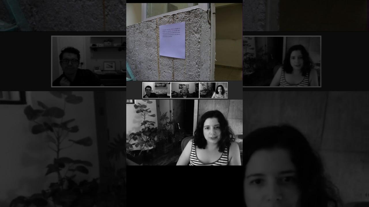 Pláticas de salida // Maria Jose Sesma