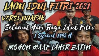 Download Mp3 LAGU IDUL FITRI 2021 versi Ngapak Eddy Shee