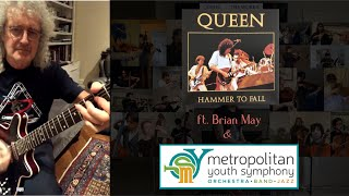 Brian May & MYS Symphony Orchestra - Hammer to Fall (Arr. Søren Collins)