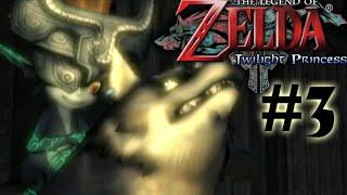 The Legend of Zelda: Twilight Princess (Esp) -Parte 3- Link lobo y Midna