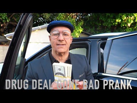 DRUG DEAL PRANK ON SHAY MITCHELL!