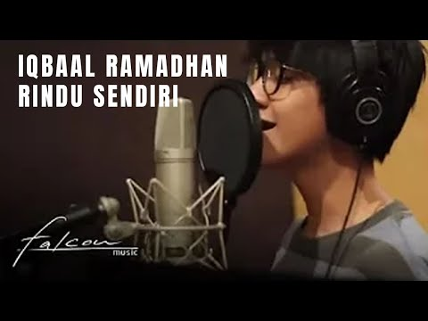 "Download Lagu Official Lyric Video ""Rindu Sendiri - Iqbaal Ramadhan"" 