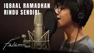 official lyric video rindu sendiri iqbaal ramadhan dilan 1990
