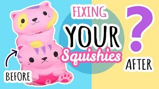 Squishy Makeovers: Fixing Your Squishies #27