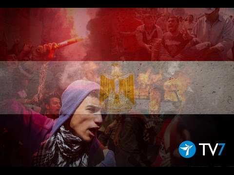 "Jerusalem Studio: ""Egypt's Islamic insurgency"""