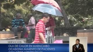 Aumentaron las crisis hipertensivas en Zulia a causa de la ola de calor