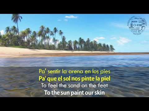 Calma  English - Pedro Capo