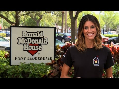 Ronald McDonald House Labor Of Love - Part Two
